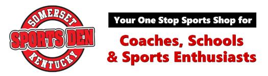 sports den logo